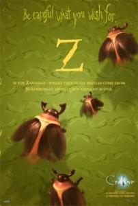 Z is for Zanzibar